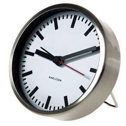 Zegar z budzikiem