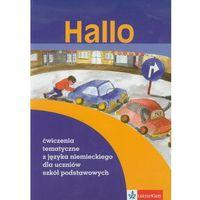 Hallo Ćwiczenia tematyczne z języka niemieckiego dla uczniów szkół podstawowych, Magdalena Jassak