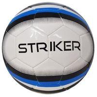 Piłka nożna TRENINGOWA AXER STRIKER NAVY/WHITE - Niebieski ||Czarny ||Biały