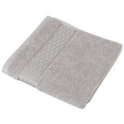 Ręcznik Kamilka Pasek szary, 50 x 100 cm