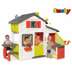 SMOBY Domek Ogrodowy Friends House New