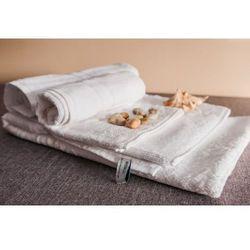 Ręcznik Hotelowy LUX 650 gr/m2 70x140 cm Biały 100% Bawełny Egipskiej, BE87-646CA