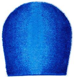 Grund Dywanik łazienkowy MOON, niebieski, 47x50 cm (8590507316701)