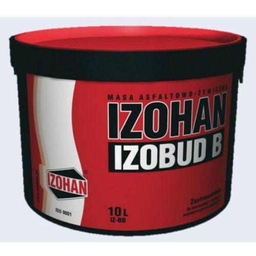 IZOBUD B - masa do konserwacji papowych pokryć dachowych op.20l