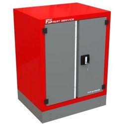 Fastservice Szafka warsztatowa z drzwiami – t-40 (5904054403785)