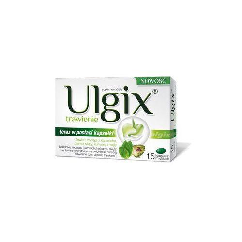 Ulgix trawienie x 15 kaps - produkt farmaceutyczny