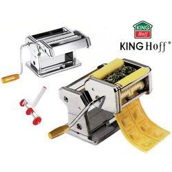 Kinghoff Maszynka 3 w 1 do ciasta i makaronu i pierogów ravioli [kh-3113]