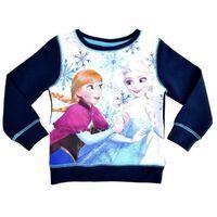 Bluza z postaciami z bajki Frozen- Kraina Lodu - Kolorowy ||Granatowy, kolor wielokolorowy