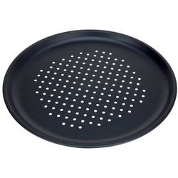 Eh excellent houseware Forma do pieczenia pizzy, oryginalna blacha, Ø 32 cm (8719202264128)