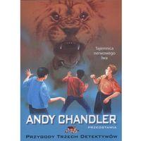 Przygody Trzech Detektywów tom 15 Tajemnica nerwowego lwa (126 str.)