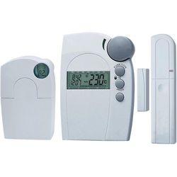 Zestaw Conrad FS20 termostat pokojowy bezprzewodowy FHT 80 BTFN-2 + głowica termostatyczna + czujnik