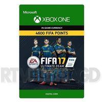 Microsoft Fifa 17 4600 punktów [kod aktywacyjny]