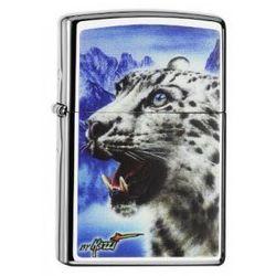 Zapalniczka Zippo Mazzi Snow Leopard 60000713 z kategorii Zapalniczki