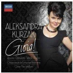 Gioia (CD Polska cena) - Dostawa zamówienia do jednej ze 170 księgarni Matras za DARMO z kategorii Muzyka kl