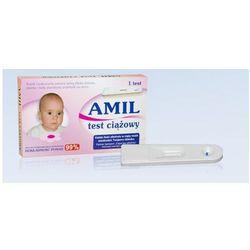 AMIL test ciążowy - sprawdź w wybranym sklepie