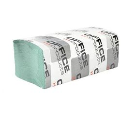 Ręczniki ZZ OFFICE PRODUCTS 22047251-02 zielony (5901503665312)