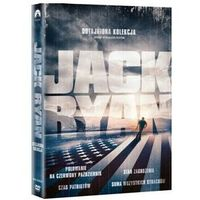 Odtajniona kolekcja: Jack Ryan (DVD) - John McTiernan, Robinson Phil Alden