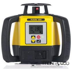 Niwelator laserowy Leica Rugby 680 detektor Basic (niwelator)