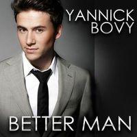 YANNICK BOVY - BETTER MAN (POLSKA CENA) (CD) z kategorii Disco i dance