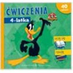 Looney Tunes Ćwiczenia 4-latka, pozycja wydawnicza