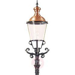 K. s. verlichting Wysokiej jakości latarnia düsseldorf czarna