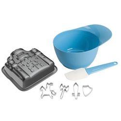 Kaiser - Knight Ruy Zestaw do pieczenia dla dzieci ilość elementów: 7