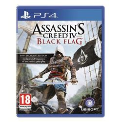 Assassin's Creed 4 Black Flag - gra PS4