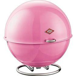 Wesco - Pojemnik na pieczywo SuperBall - różowy - różowy - sprawdź w wybranym sklepie
