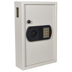 Szafka na klucze otwierana szyfrem Opus Key Guard PK 5 40 digi - Super Ceny - Rabaty - Autoryzowana dystrybucja - Szybka dostawa - Hurt, SZAFKL-0540