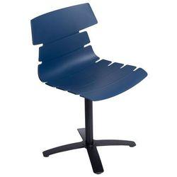 Krzesło obrotowe techno one - niebieski marki D2.design