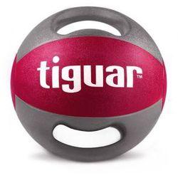 Piłka lekarska z uchwytami - 9kg - TIGUAR