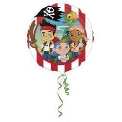 Amscan Balon foliowy jake i piraci - 47 cm