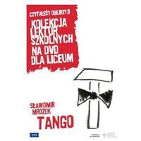 Tango. Kolekcja lektur szkolnych dla liceum [DVD] (DVD) - Maciej Englert