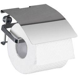 Uchwyt na papier toaletowy PREMIUM, Wenko (4008838154816)