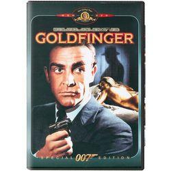 James Bond. Goldfinger (DVD) - sprawdź w wybranym sklepie