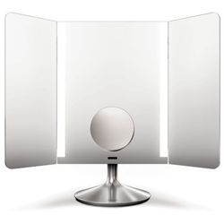 - lustro sensorowe bezprzewodowe wide-view pro marki Simplehuman