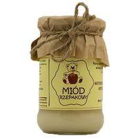 Miód rzepakowy 380 g MIODY DWORSKIE - produkt z kategorii- Miody