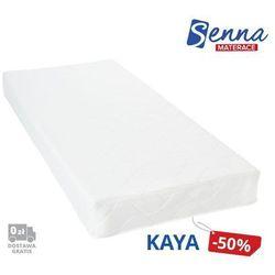 Senna kaya - materac bonellowy, sprężynowy, rozmiar - 160x200 wyprzedaż, wysyłka gratis
