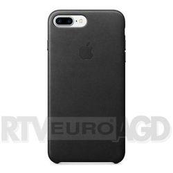 leather case iphone 7 plus mmyj2zm/a (czarny) wyprodukowany przez Apple