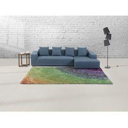 Beliani Dywan w kolorach tęczy - 200x230 cm - shaggy - poliester - bursa (7081454558753)