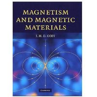 Magnetism and Magnetic Materials (9780521816144)