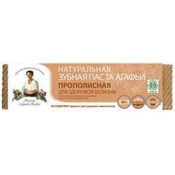 Babuszka Agafia Organiczna Propolisowa Pasta do zębów wybielająca 75ml z kategorii Pasty do zębów