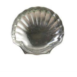 Dekoria Mydelniczka Sea Shell 13,5x13,5x2,5cm, 13,5x13,5x2,5cm