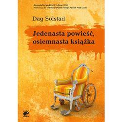 Jedenasta powieść, osiemnasta książka - Dag Solstad (kategoria: Romanse, literatura kobieca i obyczajowa)
