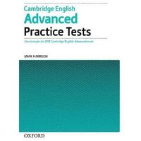 Cambridge English Advanced Practice Tests: Tests without Key (9780194512671)