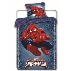 Jerry Fabrics Pościel bawełniana Spiderman 2016, 140 x 200 cm, 70 x 90 cm - sprawdź w wybranym sklepie