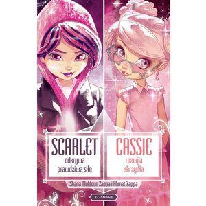 Scarlet odkrywa prawdziwą siłę, Cassie rozwija skrzydła - Opracowanie zbiorowe (344 str.)