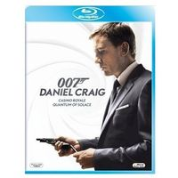 007 Daniel Craig collection (2xBlu-Ray) - Martin Cambell, Marc Forster (5903570068720)