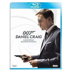 007 Daniel Craig collection (2xBlu-Ray) - Martin Cambell, Marc Forster z kategorii Pakiety filmowe