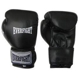 Rękawice bokserskie fire 12oz black od producenta Everfight